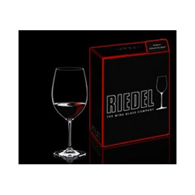 Riedel Vinum Bordeuaux Wine Glass Set