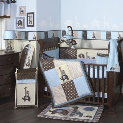 Lambs & Ivy Jake Crib Bedding Collection