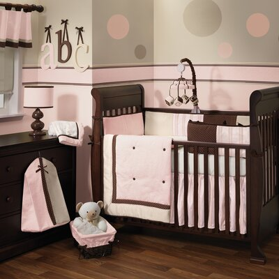 Lambs & Ivy Madison Avenue Baby Crib Bedding Collection
