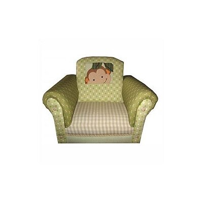 Lambs & Ivy Papagayo Kid's Rocking Chair