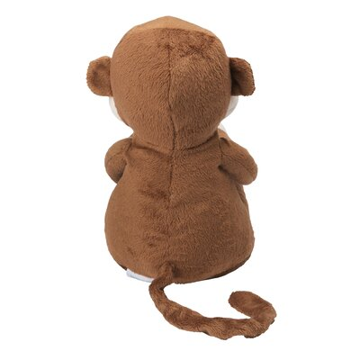 Lambs & Ivy Plush Monkey Toy