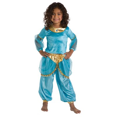 Little Adventures Arabian Princess Dress
