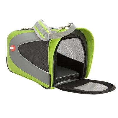 Teafco Argo Petascope Pet Carrier in Green