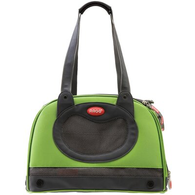 Argo Petaboard Airline Approved Carrier Style B in Green