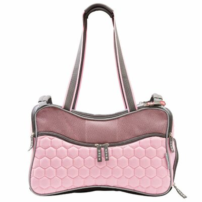 Teafco Argo Petagon Medium Airline Approved Pet Carrier in Tokyo Pink