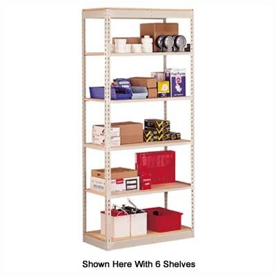Penco Single Rivet Shelving Units - Starter Unit