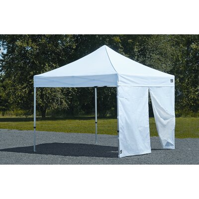 Alumi Max Canopy Wall Kit with Center Zipper
