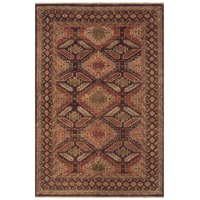 Ashi Brown / Brown Rug