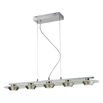 Nulco Lighting Brentford 5 Light Pendant