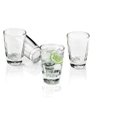 Nuance Arosse by Nuance Clear Glass (Set of 4)