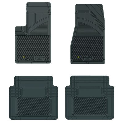 Koolatron Kustom Fit  Precision All Weather Car Mat for your Jeep Grand Cherokee 2005-2010