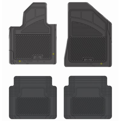 Koolatron Kustom Fit  Precision All Weather Car Mat for Hyundai Tucson 2005+