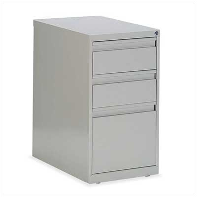 "Global Total Office G Series 29"" D Box/Box/File Pedestal"