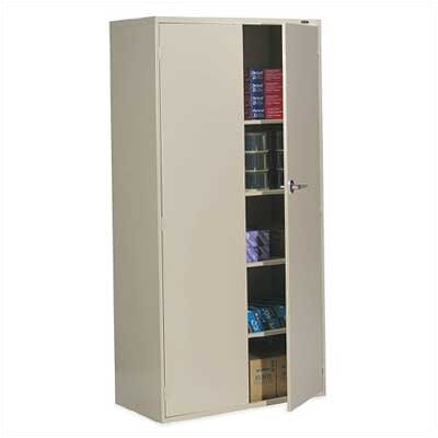 "Global Total Office 72"" H Storage Cabinet"