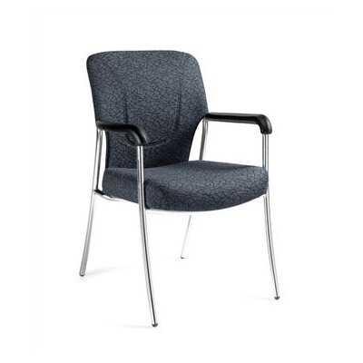 Global Total Office Echo Guest Arm Chair