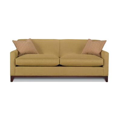 Rowe Furniture Martin Mini Mod Apartment Loveseat