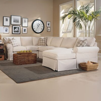 Rowe Furniture Rowe Basics Masquerade Sectional
