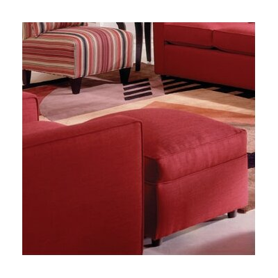 Rowe Furniture Monaco Mini Mod Chair and Ottoman
