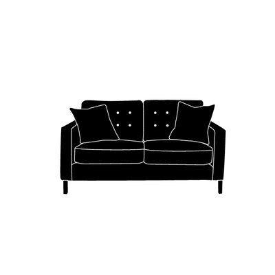 Rowe Furniture Loveseat
