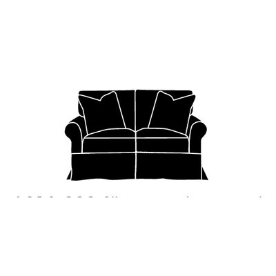 Rowe Furniture Nantucket Loveseat