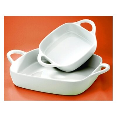 Eden 40 oz. Small Square Baker
