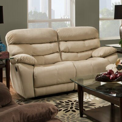 Maximus Lay Flat Reclining Loveseat