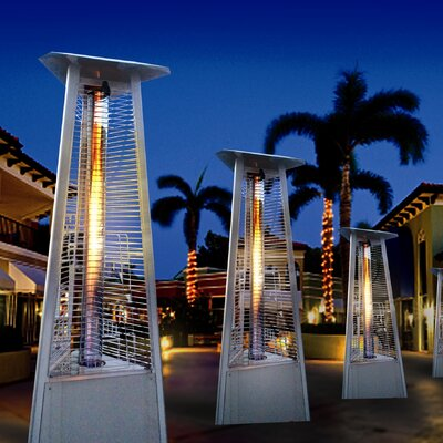 Tower of Fire Propane Patio Heater