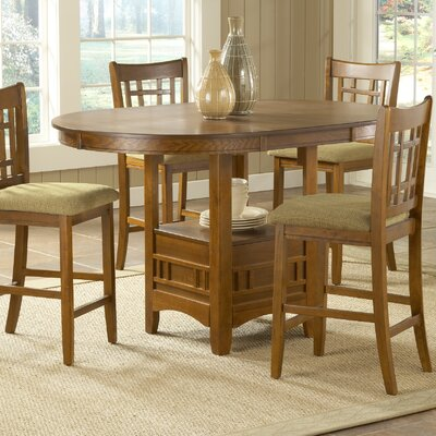Bernards Randolph Pub Table Set