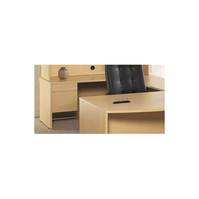 High Point Furniture Bravo U-Shape Desk Office Suite