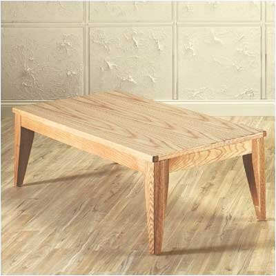 High Point Furniture Cocktail Table - Wood Veneer Top