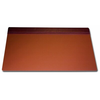 "Dacasso Leather 34"" x 20 ""Top-Rail Pad"
