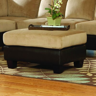 Woodbridge Home Designs Bella Cocktail Ottoman
