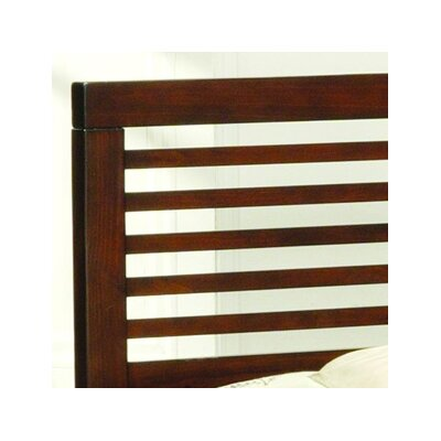Woodbridge Home Designs 1348 Series Queen Slat Bed