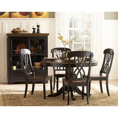 Hazelwood Home Hazelwood Home 9 Piece Counter Height Dining Set