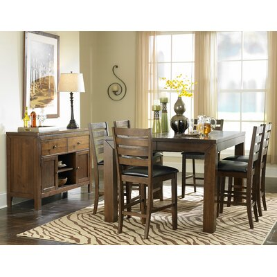 Woodbridge Home Designs Eagleville Counter Height Dining Table