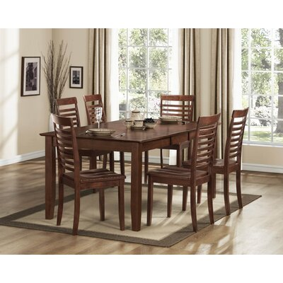 Woodbridge Home Designs Tyler 7 Piece Dining Set