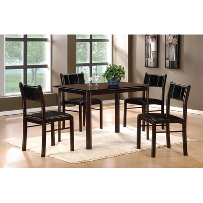 5446 Series 5 Piece Dining Set