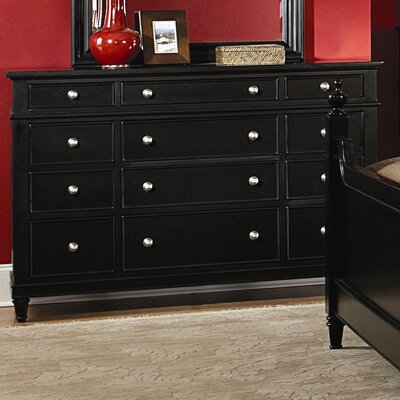Woodbridge Home Designs Straford 8 Drawer Dresser