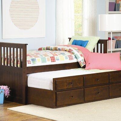 Zachary Twin Twin Trundle Bed Wayfair