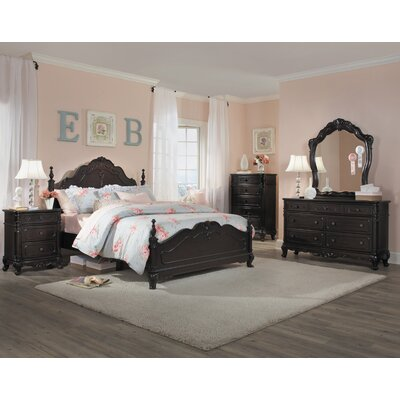 Woodbridge Home Designs Cinderella 7 Drawer Dresser