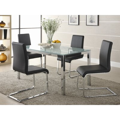Woodbridge Home Designs Knox 5 Piece Dining Set