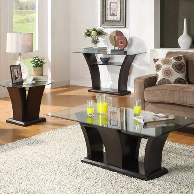 Woodbridge Home Designs Daisy Coffee Table Set