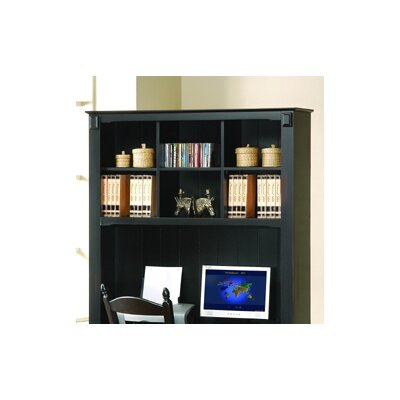 "Woodbridge Home Designs 875 Series 44"" H x 45.75"" W Desk Hutch"