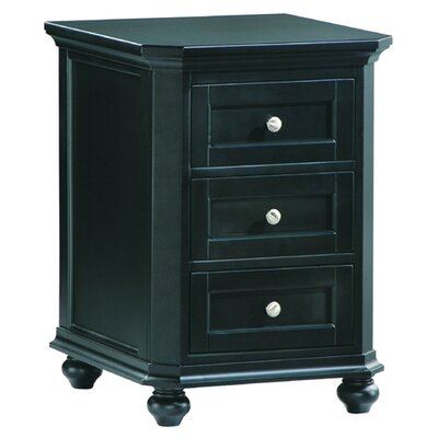 Woodbridge Home Designs 8891 Series 3 Drawer Cabinet