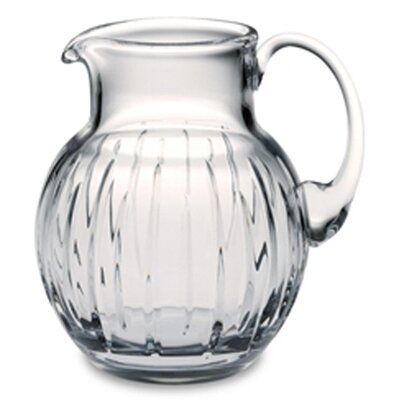 Reed & Barton Crystal Soho 67 oz. Round Pitcher