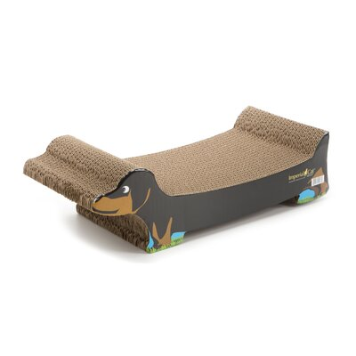 Imperial Cat Dachshund Recycled Paper Scratching Board