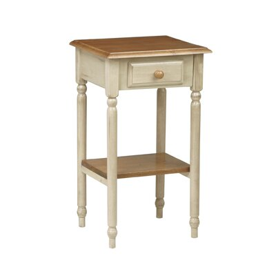 OSP Designs Country Multi-Tiered Telephone Table