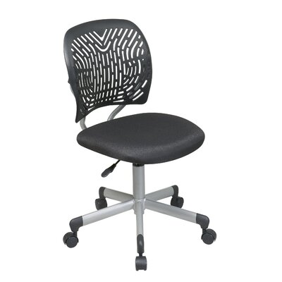 OSP Designs SpaceFlex Mid-Back Task Chair without Arms