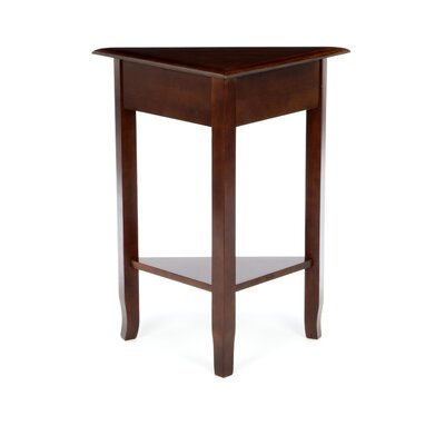 OSP Designs Merlot End Table