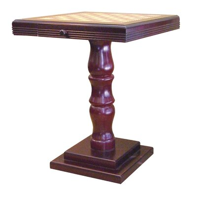 "ORE Furniture 27.5"" Chess Table"